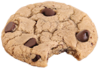 Wooden Spoon Cookie Dough Chocolate Chip cookie icon